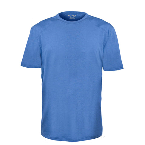 Men's Short Sleeve Active Tee - The Blue Storm