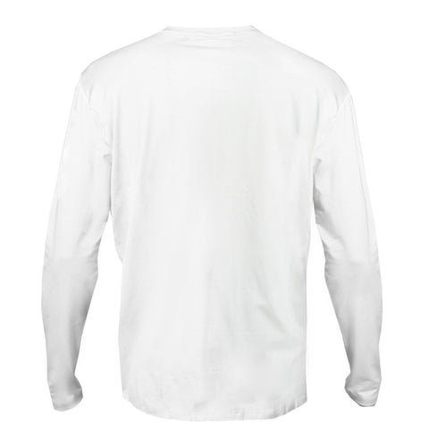 Men's Long Sleeve Active Shirt - The Gray Sky