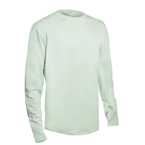 Men's Long Sleeve Active Shirt - The Green Mangrove