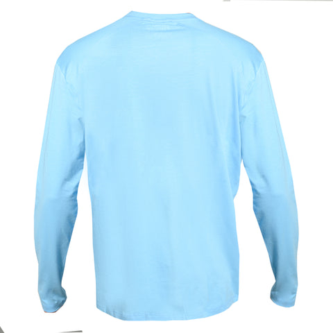 Men's Long Sleeve Active Shirt - The Blue Bay