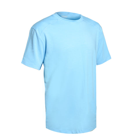 Men's Short Sleeve Active Tee - The Blue Bay