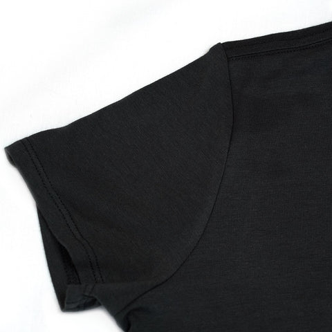 Women's Short Sleeve Active Shirt - The Black Moon
