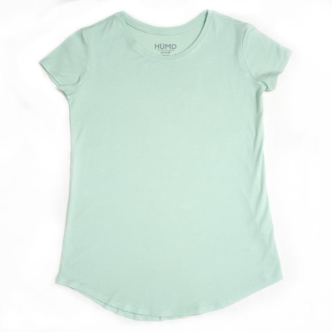 Women's Short Sleeve Active Shirt - The Green Mangrove