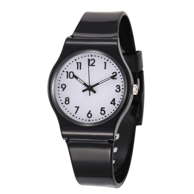 Candy Color Safe Silicone Watch