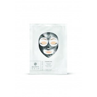 Happy Skin Facial Mask - Charcoal