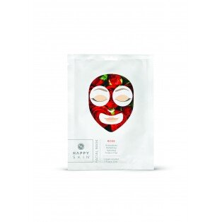 Happy Skin Facial Mask - Rose