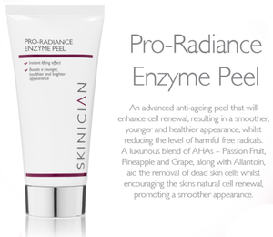 SKINICIAN PRO-RADIANCE ENZYME PEEL 50ml