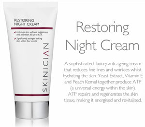 SKINICIAN RESTORING NIGHT CREAM 50ml