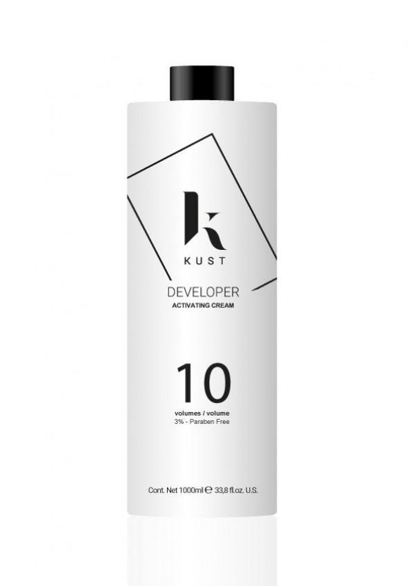 Kust Developer Ox Vol 10 1000ml - GVA hair