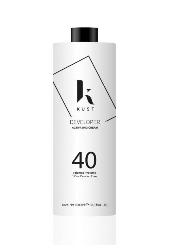 Kust Developer Ox Vol 40 1000ml - GVA hair