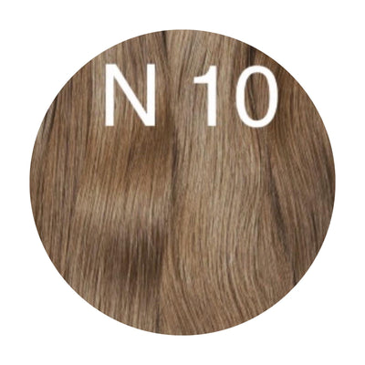 Machine Wefts Color 10 GVA hair_Gold Line - GVA hair