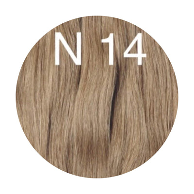 Machine Wefts Color 14 GVA hair_Gold Line - GVA hair