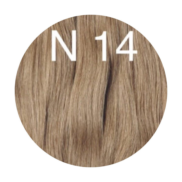 Halo Color 14 GVA hair_Gold Line - GVA hair