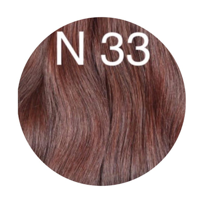 Halo Color 33 GVA hair_Gold Line - GVA hair