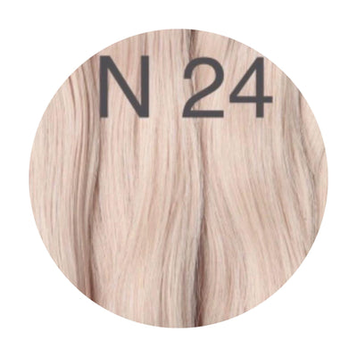 Machine Wefts Color 24 GVA hair_Gold Line - GVA hair