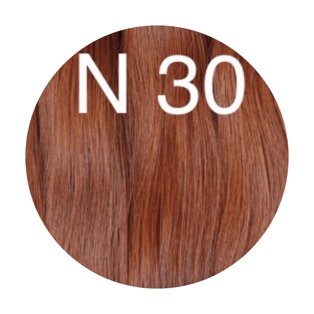 Hot Fusion Color 30 GVA hair_Gold Line - GVA hair