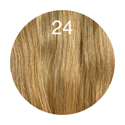 Tapes Color 24  GVA hair_Silver Line - GVA hair