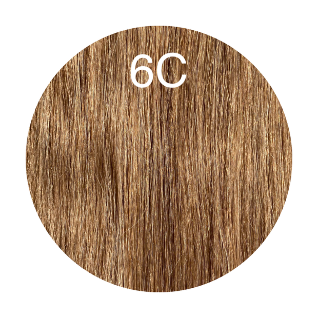 Hot Fusion Colors LIGHT BROWN_Silver Line - GVA hair
