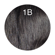 Machine Wefts Color 1B GVA hair_Silver Line - GVA hair