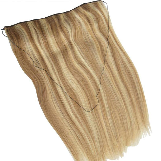 Halo Color 6 GVA hair_Gold Line - GVA hair