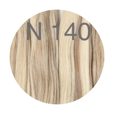 Micro links Color 140 GVA hair_Gold Line - GVA hair