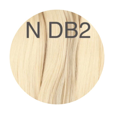 Micro links Color DB2 GVA hair_Gold Line - GVA hair
