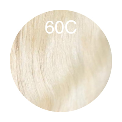 Tapes Color 60C GVA hair_Silver Line - GVA hair