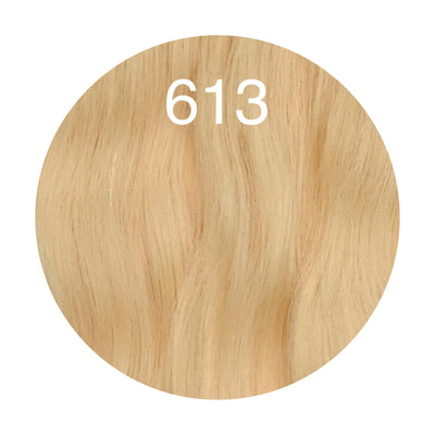 Tapes Color 613  GVA hair_Silver Line - GVA hair