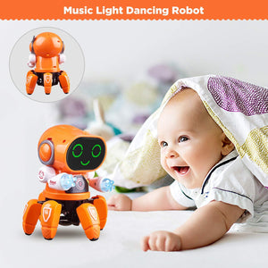 🔥40% OFF TODAY!!🔥 Marginest™ Intelligent 6-Claw Fish Robot Electric Toys
