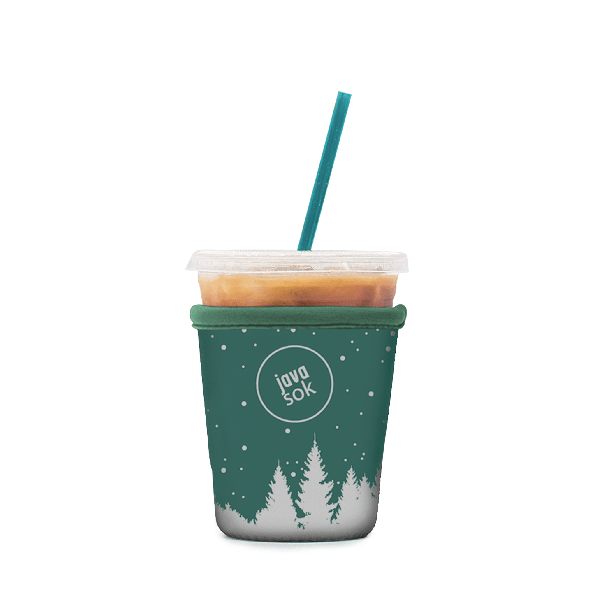 The Original Reusable Iced Coffee Sleeve