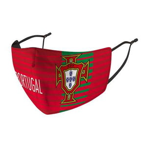 ⚽Soccer Face Masks⚽-PORTUGAL