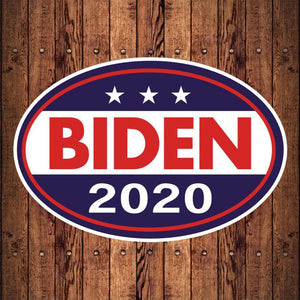 🔥Hotest Waterproof PVC Car Sticker-45% OFF TODAY🔥For US 2020 Joe Biden Presidential Election