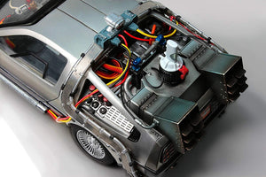 Back to the Future II DeLorean Time Machine