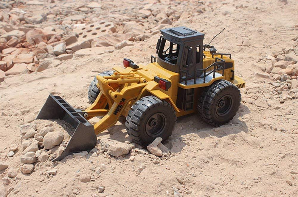 (New Year Gift 50% OFF) 2020 New RC Construction Vehicles Bulldozer