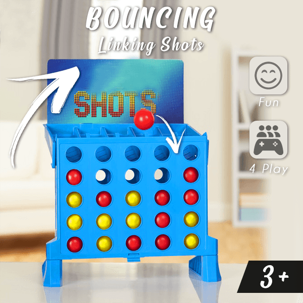50% OFF-Bouncing Linking Shots