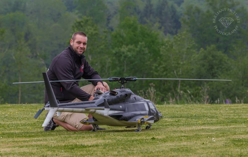 🔥NOW 40% OFF🔥 Airwolf Helicopter