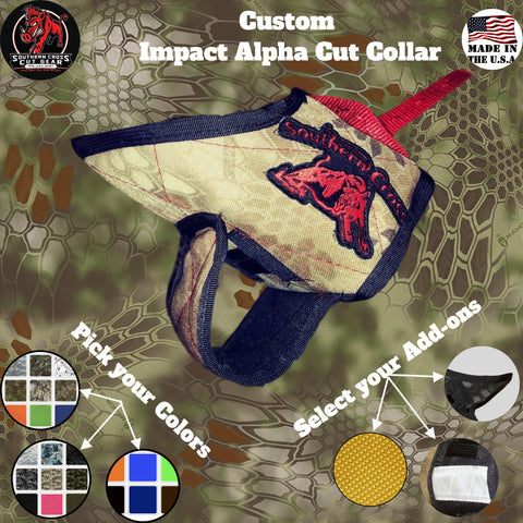 Custom Cut Collars