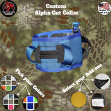 Custom Alpha Cut Collar - Southern Cross Cut Gear