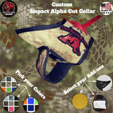 Custom Impact Alpha Cut Collar - Southern Cross Cut Gear