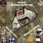 Custom Southern Cross Strike Vest - Southern Cross Cut Gear