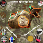 Custom Spec-Ops Full Vest - Southern Cross Cut Gear