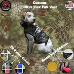 Custom Ultra Flex Full Vest - Southern Cross Cut Gear