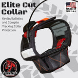 Elite Cut Collar- Tracking Collar Compatible and Complete Protection