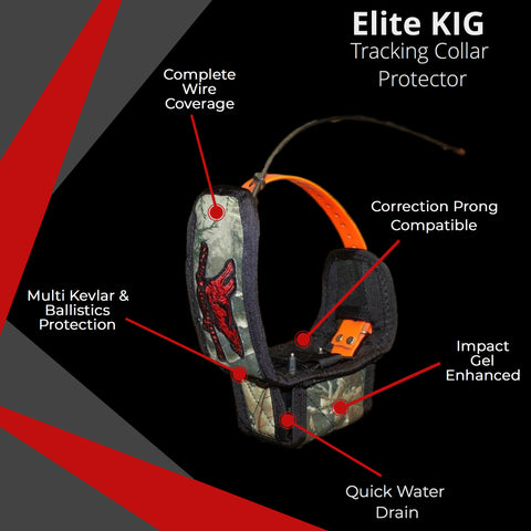 Elite KIG Tracking Collar Protector - Southern Cross Cut Gear
