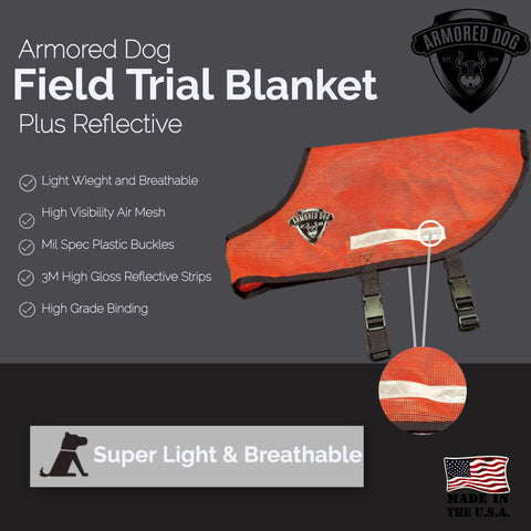 Field Trial Blanket + Reflective
