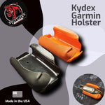 Garmin Alpha Kydex Holster (Alpha 100 and Alpha 200i).