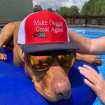 Make Doggin Great Again Hats
