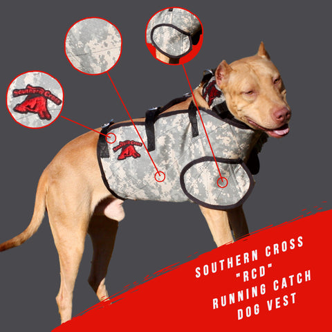 Running Catch Dog Catch Vest (RCD) - Southern Cross Cut Gear