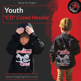 "Youth ""Catch Dog's Creed"" Hoodie"