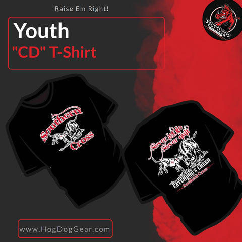 "Youth ""Catch Dog's Creed"" T-Shirt"